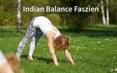 Indian Balance Faszien Spezial