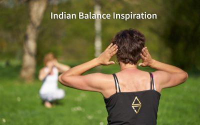 Indian Balance – Inspiration