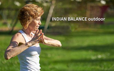 Indian Balance outdoor