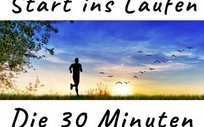 Woche 12 Tag 3 – Aufwärmen, Laufen